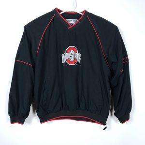 Ohio State Medium Soft Shell Pullover Jacket